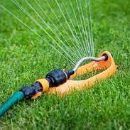 Вода во дворот