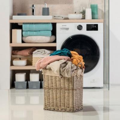 Перење, пеглање и сортирање